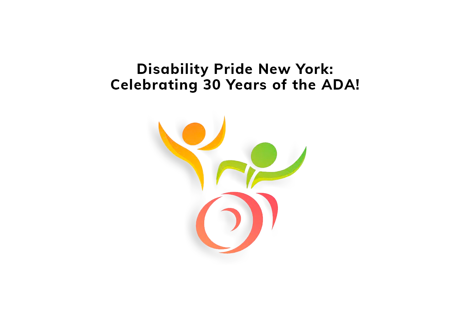 Disability Pride Month NY / July 2020 eVero Corporation