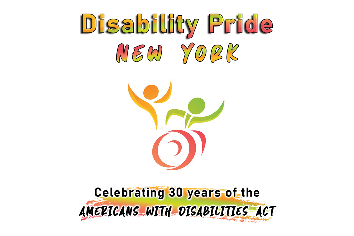 Disability Pride Month NY | July 2020 | Celebrating 30 years of the ADA