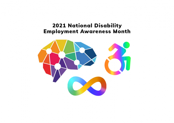 2021 NDEAM with eVero: Celebrating neurodiversity and disability inclusion in the workplace!